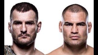 Stipe vs Cain rumoured for October UFC 216