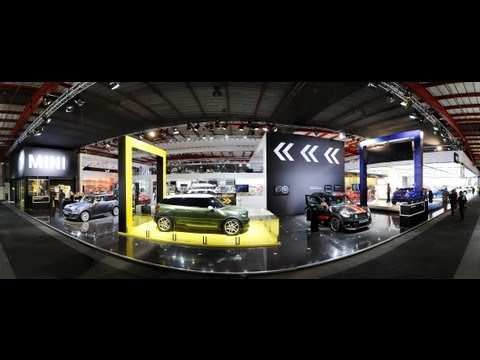 The Johannesburg International Motor Show 2013
