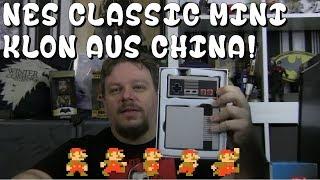 NES Classic mini für 22,50€ | Was taugt der Klon aus China?! | Test Review SNES mini