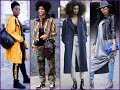 Fall/Winter Lookbook for Black Womens - The Best Street Style Outfits
