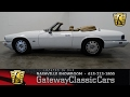 1996 Jaguar XJS 2+2 Convertible, Gateway Classic Cars-Nashville#434