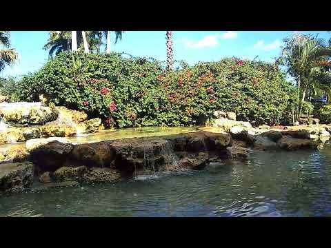 Pembroke Lakes Mall Waterfall