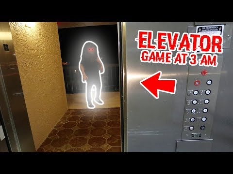 (IT WORKED!!) DO NOT PLAY ELEVATOR GAME AT 3 AM!! (FRIENDS TURN INTO GHOSTS)