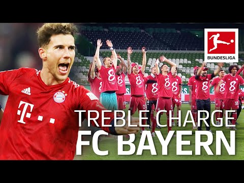 Leon Goretzka - Bayern's New Midfield General and Trophy Hunter