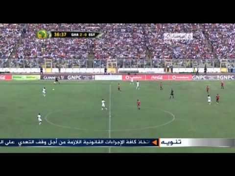 Ghana v Egypt Oct 2013 (featuring Rashid Sumaila)