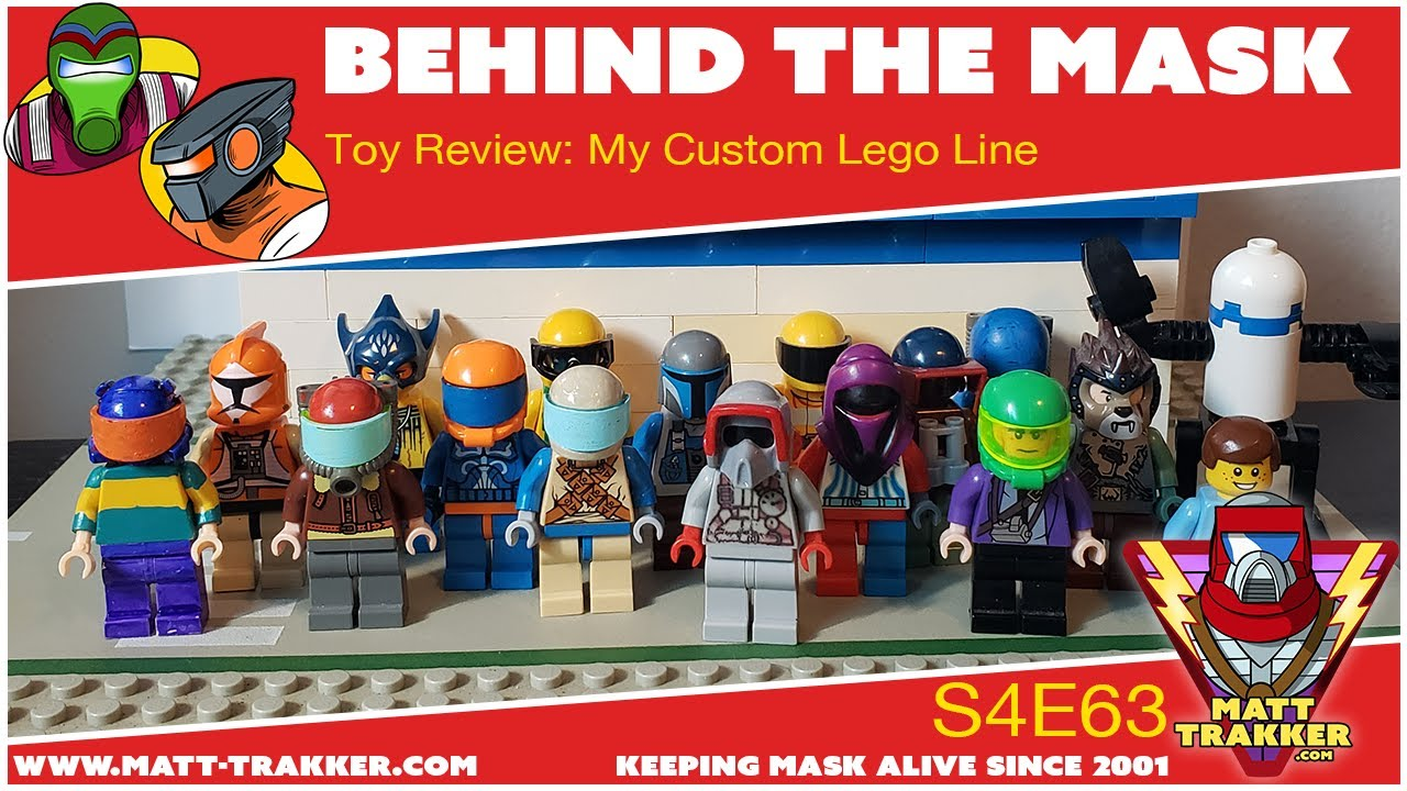 Toy review: My Custom Lego Line