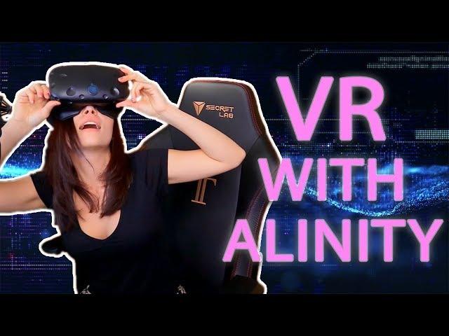 Vive VR for Dummies - bonus Butt jiggle
