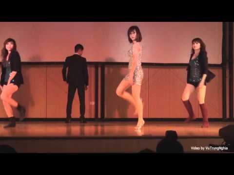 [MissTLU2012] Nguyễn Hoàng Linh - Trouble Maker