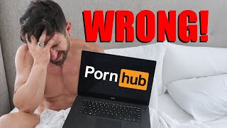 TOP 10 Mistakes Men Make Because of PORN (That Women HATE)!