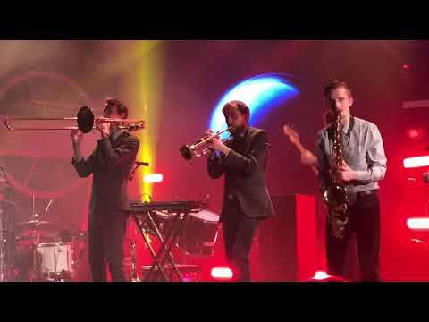 Public Service Broadcasting At Liverpool Olympia