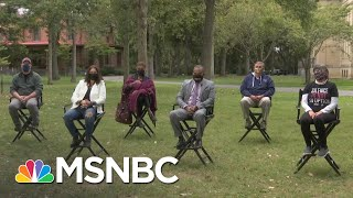 Ohio Voters Discuss Trump's Response To The COVID Pandemic: 'An Absolute Disaster' | MSNBC
