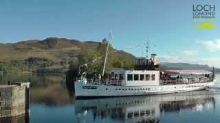 Explore Loch Lomond & The Trossachs National Park 2014