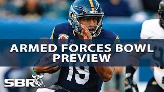 NCAAF Picks | Armed Forces Bowl: LA Tech vs Navy