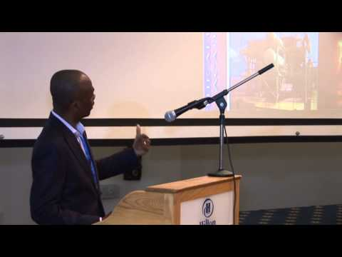MAN Oron Alumni's I'ntl Maritime Summit (IMS) 2013 Pt 14