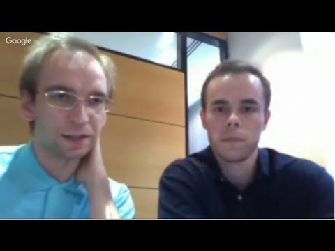 The Co-Founders engage in a conversation regarding ZeroDB.