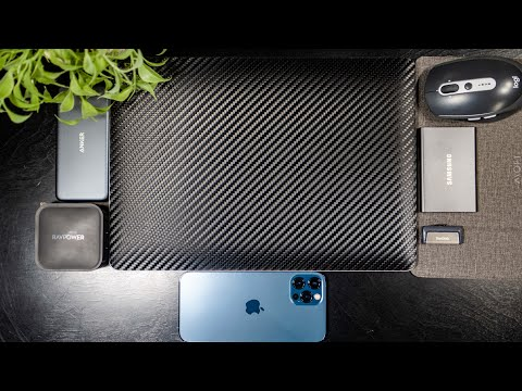 The BEST M1 MacBook Air 13 Accessories - 2020