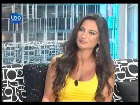 Mrs  Myriam Skaff Wife Of Elias 'Elie' Skaff Discusses Zahle Lebanon On LBC News
