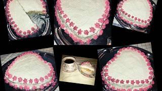 Plazma torta recept 🍰/Keks kuchen Rezept 🎂