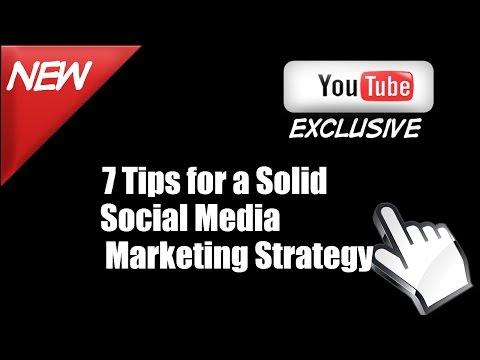Essetino Artists - Social Media Marketing Strategy: Your 7-Step Plan For 2016! - Essetino Artists