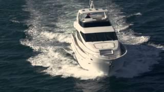 Monte Fino 76 Fly Bridge Motor Yacht