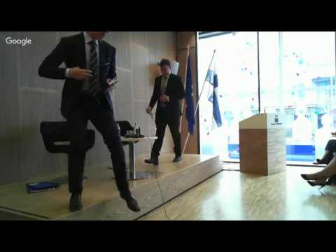 """""""Economic policy challenges for the EU and Finland"""" with VP Dombrovskis and Minister Stubb"""