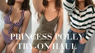PRINCESS POLLY HAUL + $500 VOUCHER GIVEAWAY