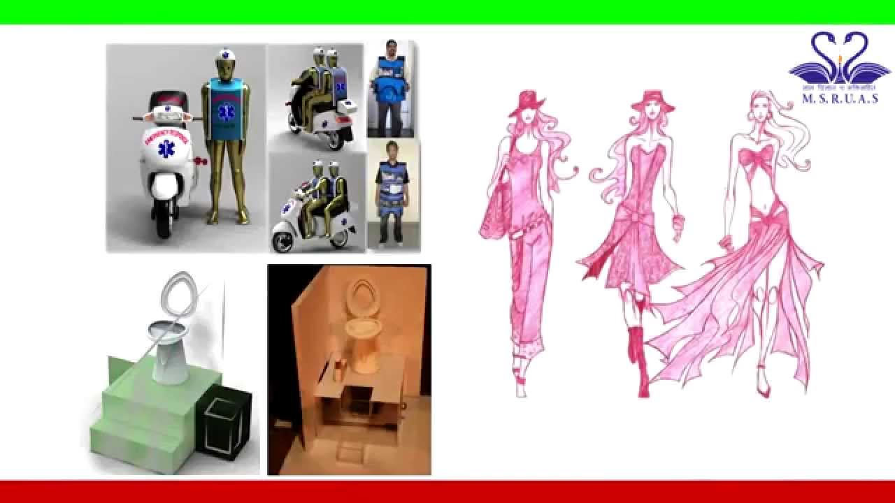 Art And Design Courses M S Ramaiah University Of Applied Sciences Youtube