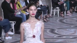 Giambattista Valli Fall Winter 2017 Couture Fashion Show