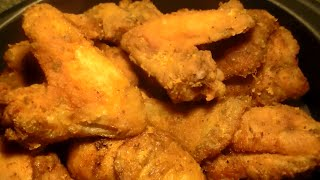 The World's Best Fried Chicken Recipe: How To Fry Fried Chicken Wings