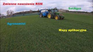 Zmienne nawożenie GPS w oparciu o satelitarny monitoring pól z Agronomist/ Kula screenshot 2