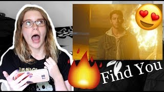 Video Nick Jonas: Find You REACTION | Olivia Rena download MP3, 3GP, MP4, WEBM, AVI, FLV Juni 2018
