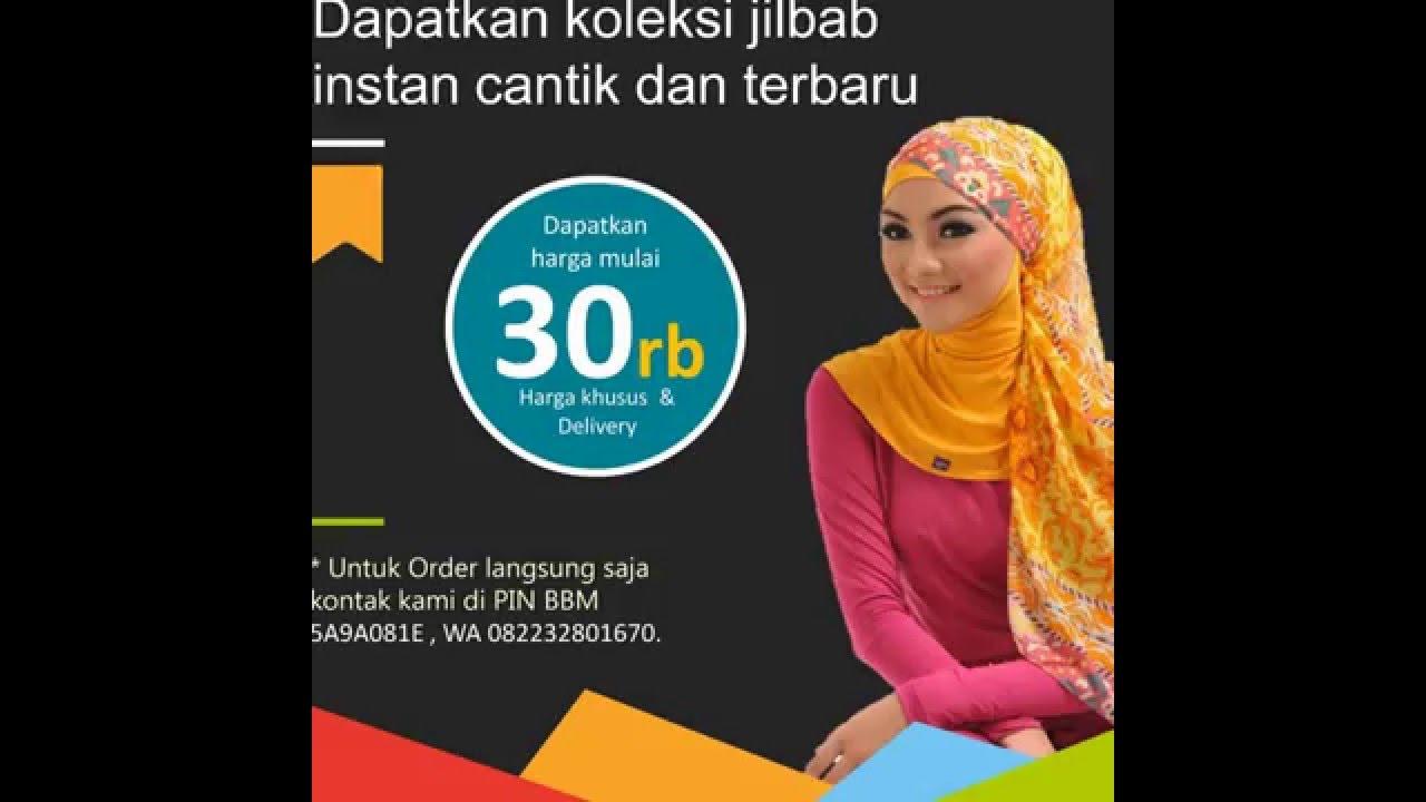 Jilbab Instan Dhea Pita I Jual Pesta Terbaru Grosir Khimar