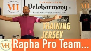 Rapha ProTeam Training Jersey review