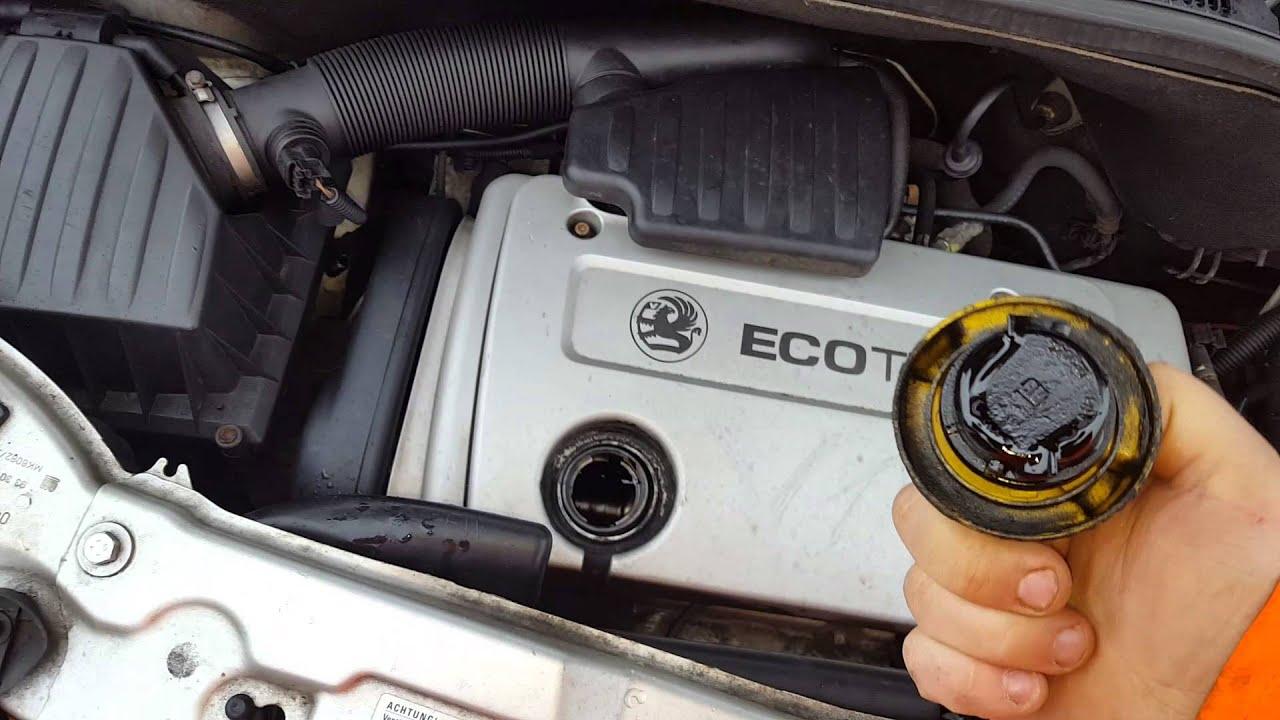 Контрактный двигатель Opel (Опель) 1.6 Z16XE | Где купить? | Тест мотора