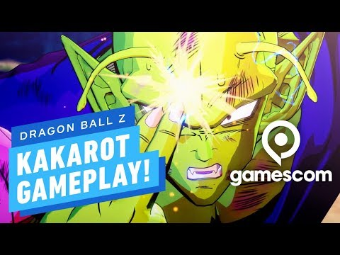 17 Minutes of Dragon Ball Z: Kakarot Gameplay – Gamescom 2019