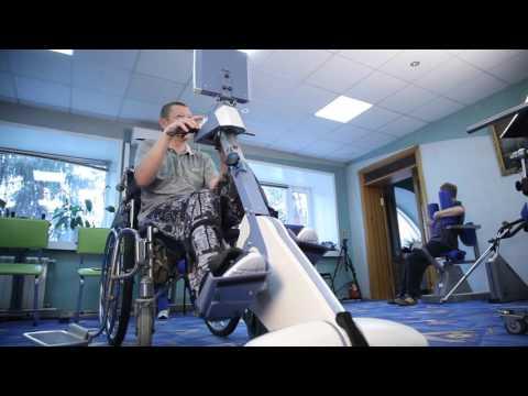 """Вертикализатор. Восстановительное лечение в Центре реабилитации """"Ортос"""""""