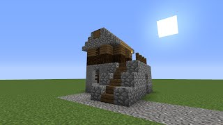 Minecraft Let s Build Small Medieval Village House YouTube