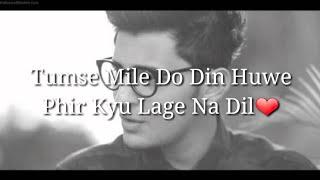 Do Din | Darshan Raval | Akanksha Sarma | Lyrics