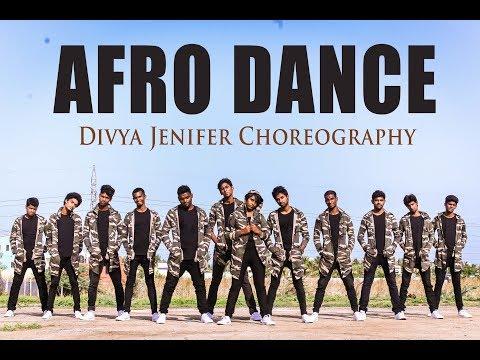 """Afro Dance Choreography"" by Divya Jenifer  BFAB dance crew"