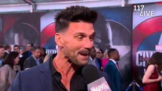 Frank Grillo on Crossbone's Role in Marvel's Captain America: Civil War