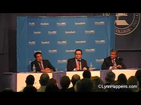 Massachusetts 6th District Congressional Debate 9-27-12 Part 1