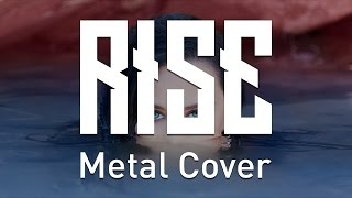 Katy Perry Rise Metal Djent Cover.mp3