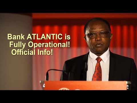 Questra AGAM - Bank ATLANTIC is Fully Operational!