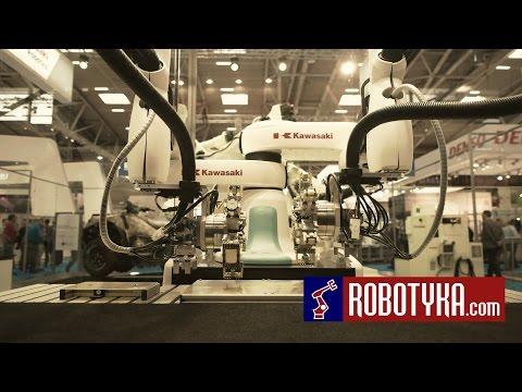 Robotics show at AUTOMATICA 2016 / Messe München