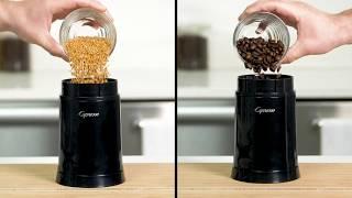 Cool Grind Pro Coffee & Spice Grinder video
