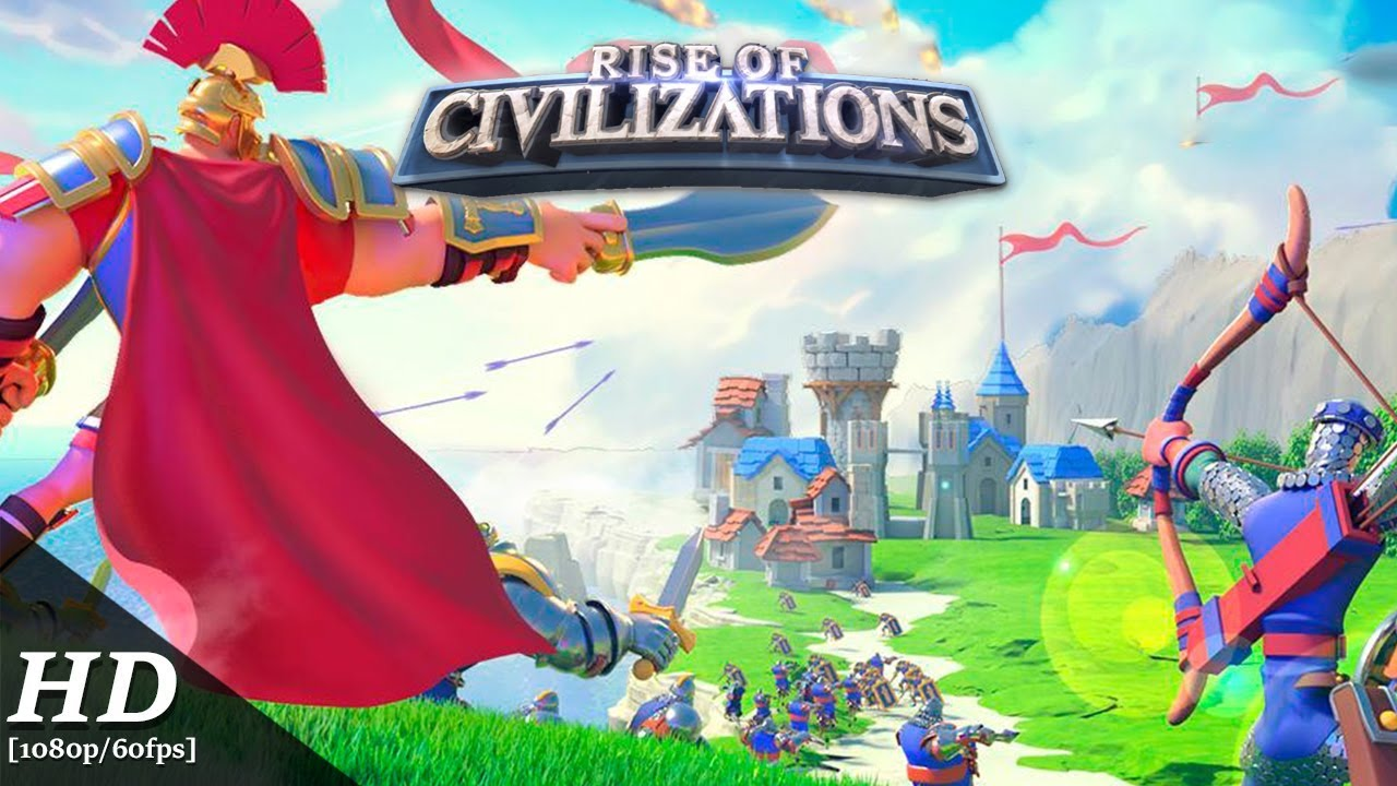 Rise of Civilizations Android Gameplay [1080p/60fps]