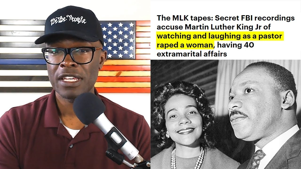 Anthony Brian Logan - Will EXPLOSIVE New MLK Sex Allegations Ruin His Legacy?