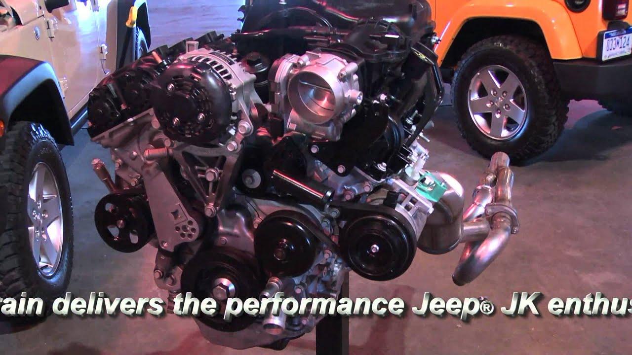 4wd Mechanix Magazine  Introducing The 2012 Jeep Pentastar