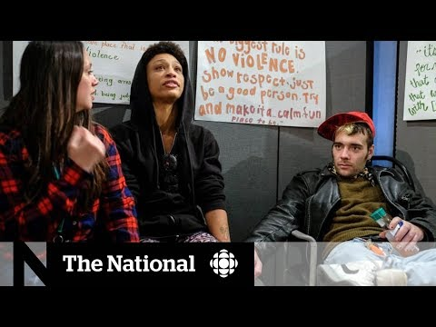 On The Frontline Of Canada's War Against Opioid Addiction | In-Depth