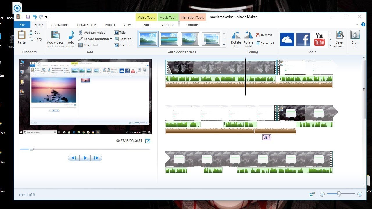 download free movie maker software full version